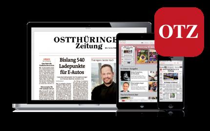 Die digitale OTZ für 0,99 € testen