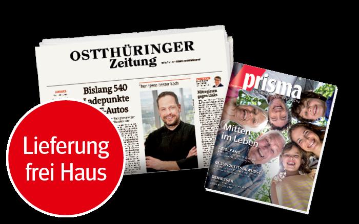 OTZ gedruckt Lieferung frei Haus