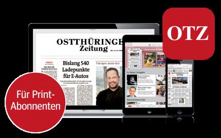 OTZ Digital zum Printabo